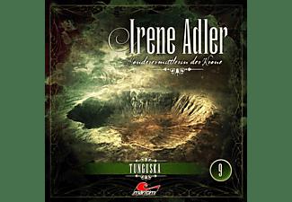 Irene Adler-sonderermittlerin Der Krone - Irene Adler 09 - Tunguska  - (CD)