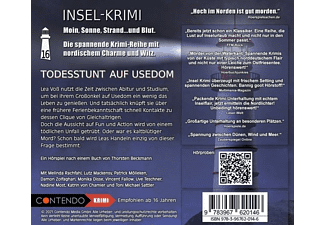 Insel-krimi - Insel-Krimi 16 - Todesstunt Auf Usedom  - (CD)