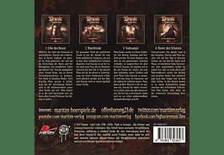 Dracula Und Der Zirkel Der Sieben - Dracula Und Der Zirkel Der Sieben-1-4 (4CD Box)  - (CD)