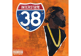 Thirty-eight Spesh - Interstate 38  - (CD)
