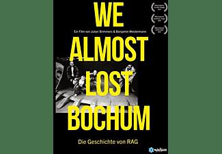 We almost lost Bochum - Die Geschichte von RAG Blu-ray