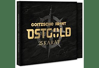 Goitzsche Front - Ostgold - 25 Karat (Digipak)  - (CD)