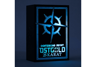 Goitzsche Front - Ostgold-25 Karat (Lim.Boxset)  - (CD)