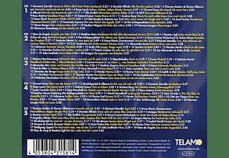 VARIOUS - Die ultimative dt.Schlager Hitparade:Frühjahr/Somm  - (CD)