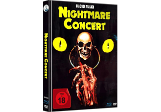 Nightmare Concert Blu-ray + DVD