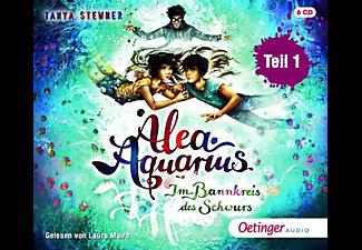 Tanya Stewner - Alea Aquarius 7.1: Im Bannkreis des Schwurs  - (CD)