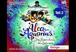 Tanya Stewner - Alea Aquarius 7.2: Im Bannkreis des Schwurs  - (CD)