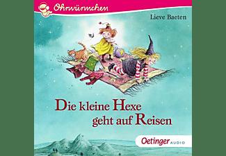 Baeten Lieve - Die kleine Hexe geht auf Reisen  - (CD)