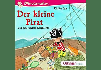 Kirsten Boie - Der kleine Pirat und eine weitere Geschichte  - (CD)