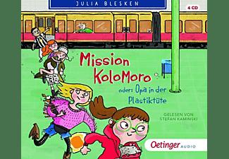 Julia Blesken - Mission Kolomoro oder: Opa in der Plastiktüte  - (CD)
