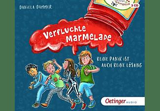 Daniela Dammer - Verfluchte Marmelade: Keine Panik ist auch keine L  - (CD)