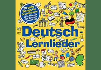 Marie & Finn - Deutsch-Lernlieder  - (CD)