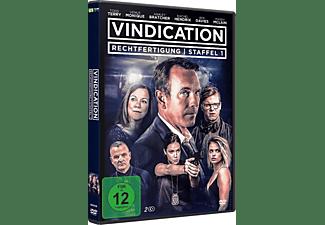 Vindication - Die Rechtfertigung (Staffel 1) DVD
