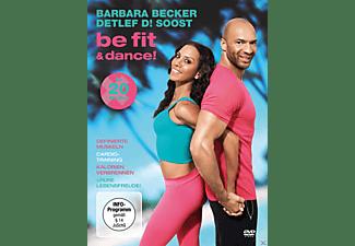 be fit & dance! - Barbara Becker, Detlef D! Soost [DVD]