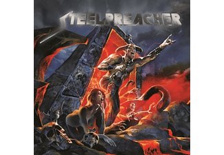 Steelpreacher - Back From Hell  - (CD)