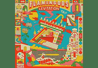 Flamingods - LEVITATION (SPLATTER COLOUR VINYL)  - (Vinyl)
