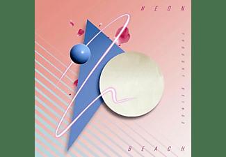 Thought Beings - Neon Beach (White Vinyl)  - (Vinyl)