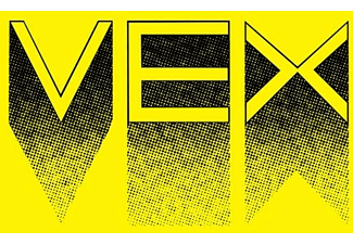 Vex - Average Minds Think Alike (Transparent Yellow LP)  - (Vinyl)