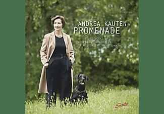 Andrea Kauten - PROMENADE: PIANO WORKS  - (CD)