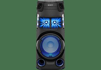 SONY MHC-V43D Partybox, Schwarz