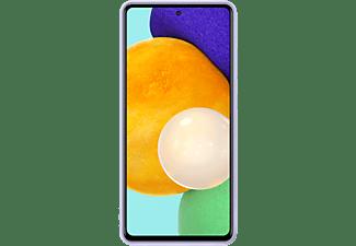 SAMSUNG Silicone Cover für Galaxy A52, Lila