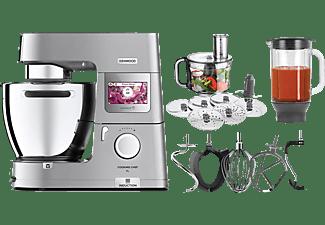 KENWOOD Küchenmaschine Cooking Chef XL mit integrierter Waage KCL95.424SI