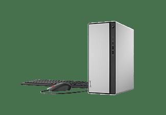 PC Sobremesa - Lenovo IdeaCentre 5 14IMB05, Intel® Core™ i5-10400, 8 GB RAM, 256GB SSD, UHD Graphics 630, FDOS
