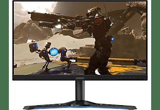 "Monitor gaming - Lenovo LEGION Y25-25, 24.5"" FHD, IPS, 1 ms, 240 Hz, G-Sync/AMD FreeSync Premium, Negro"