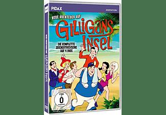 Neue Abenteuer auf Gilligans Insel-Die komplette DVD