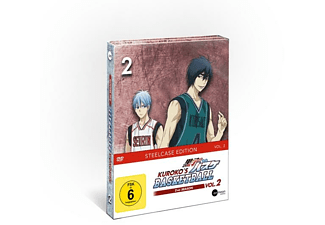 Kuroko's Basketball Season 2 Vol.2 DVD