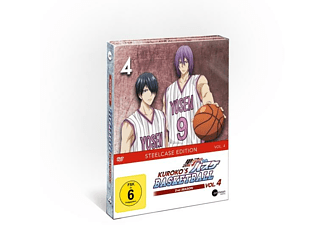 Kuroko's Basketball Season 2 Vol.4 DVD