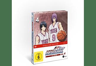 Kuroko's Basketball Season 2 Vol.4 [DVD]