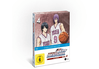 Kuroko's Basketball Season 2 Vol.4 Blu-ray