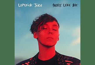 Lipstick Jodi - More Like Me (Red Translucent)  - (Vinyl)