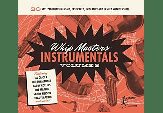 VARIOUS - WHIP MASTERS INSTRUMENTAL VOL.2  - (CD)