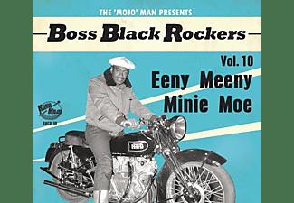 VARIOUS - Boss Black Rockers Vol.10-Eeny Meeny Minie Moe  - (CD)