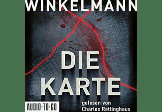 Andreas Winkelmann - Die Karte  - (CD)