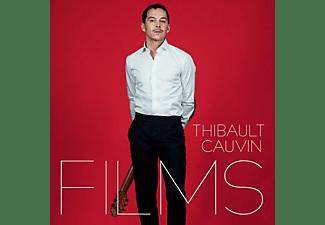 Thibault Cauvin - Films  - (Vinyl)