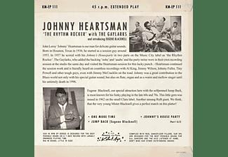 Johnny Heartsman - HOT HOUSE PARTY EP  - (Vinyl)