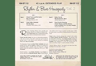 VARIOUS - RHYTHM And BLUES HOUSE PARTY VOL.2  - (Vinyl)