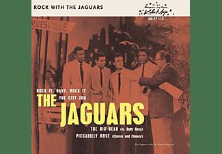 The Jaguars - Rock With The Jaguars EP  - (Vinyl)