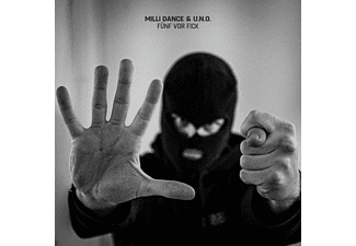 Milli Dance/U.N.O. - Fünf vor Fick  - (Vinyl)