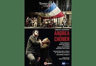 Netrebko,Anna/Eyvazov,Yusif/Chailly,Riccardo/+ - Andrea Chénier  - (DVD)