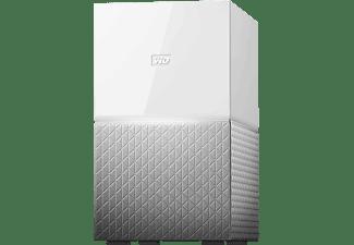 WD My Cloud Home Duo NAS 3,5 Zoll Anzahl Festplattenschächte: 2 Weiß}