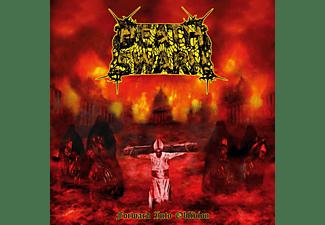 Deathswarm - Forward Into Oblivion (Lim. Black Vinyl)  - (Vinyl)