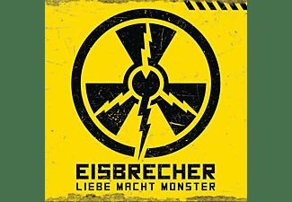 Eisbrecher - Liebe Macht Monster  - (CD)