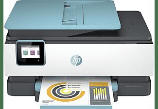 HP Multifunktionsdrucker OfficeJet Pro 8025e Weiß Inkl. 6 Probemonate Instant Ink