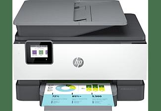 HP Multifunktionsdrucker OfficeJet Pro 9014e Weiß Inkl. 9 Probemonate Instant Ink