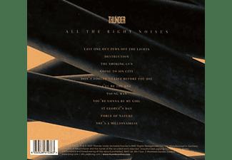Thunder - All the Right Noises  - (CD)