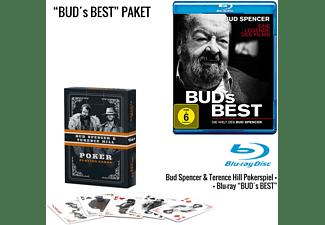 Bud's Best + Bud Spencer & Terence Hill Poker Spielkarten Western Limitiert auf 99 Stück Blu-ray